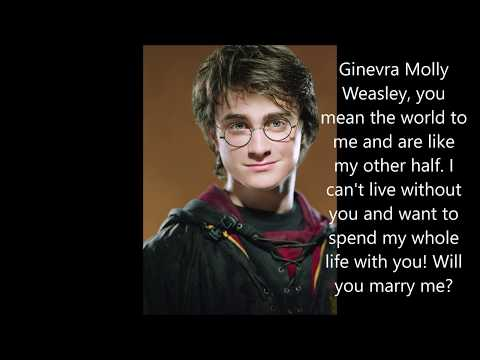 Harry and Ginny- Love Story till the End! Episode 5