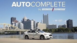 AutoComplete: Uber's self-driving cars have arrived in Pittsburgh by Roadshow