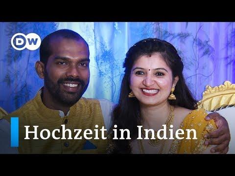 Zur Traumhochzeit nach Indien | DW Reporter