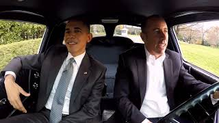 "Video Comedians in Cars Getting Coffee: ""Just Tell Him You're The President"" (Season 7, Episode 1) MP3, 3GP, MP4, WEBM, AVI, FLV Desember 2018"