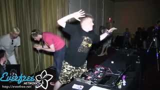 DJ z atakiem epilepsji i nieźle popier*olona impreza w tle!