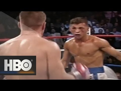 ward - Subscribe to HBO Sports: http://itsh.bo/10qIJDl Highlights of Ward vs Gatti I, featured in HBO.com's greatest fights of the decade. HBO Boxing on Facebook: h...