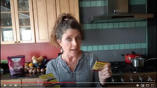 gfJules explains which yeast works best for gluten-free baking.