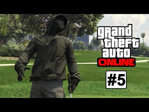 GTA 5 Online [PC] med figgwhipp | #5 | GOLF-RUNDA del 1