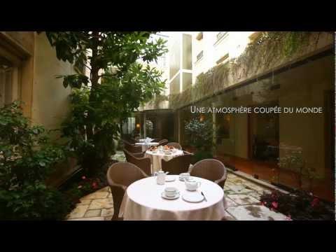 Hôtel des Saints Pères**** Paris - Un hôtel de charme à Saint Germain des Prés