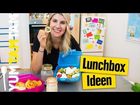 Lunchbox-Ideen // Back to School // #yumtamtam