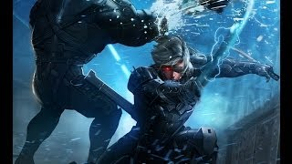 Metal Gear Rising Revengeance PC BPX DLC VR MISSION 30 1st RANK