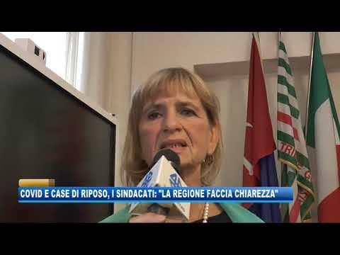 """08/09/2020 - COVID E CASE DI RIPOSO: I SINDACATI """"LA REGIONE FACCIA CHIAREZZA"""""""