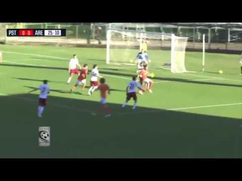 Pistoiese-Arezzo 1-0, le immagini della partita