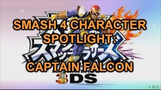 Sky Williams talks about Falcon's potential in Smash 4
