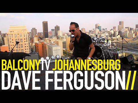 DAVE FERGUSON – KRYPTONITE (BalconyTV)