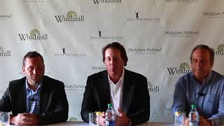 Mickelson plans course for Calgary