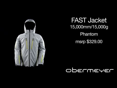 Obermeyer Men's Fast Jacket