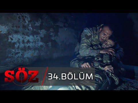 Söz | 34.Bölüm (видео)
