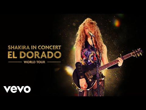 Shakira - Perro Fiel/El Perdón Medley (Audio - El Dorado World Tour Live) ft. Nicky Jam