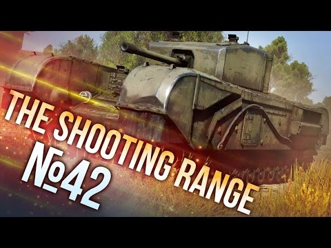 War Thunder: The Shooting Range | Episode 42