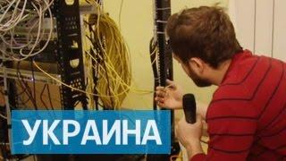 Разграблен офис украинского телеканала, освещавшего Майдан