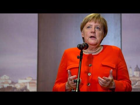 Maaßen-Affäre: Kanzlerin Merkel will die