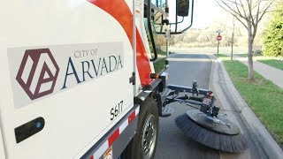 Preview image of Arvada's New Street Sweepers