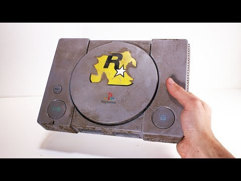 Restoring the original PlayStation PS1 - Vintage Console restoration amp repair