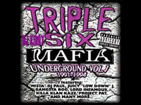 Triple Six Mafia - Talk Ya Ass Off (Screwed N Chopped) (видео)
