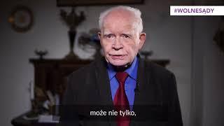 PROF. STRZEMBOSZ DO DUDY: BĘDZIE PAN NEGATYWNYM BOHATEREM HISTORII POLSKI