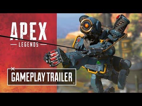 Trailer de gameplay de Apex Legends