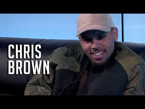 @ChrisBrown Reveals Reaction to Royalty