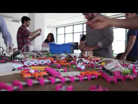 Prototyping with littleBits Electronics: Havas Worldwide
