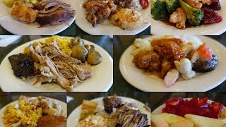 FwF Ep. 15 Chinese Food Buffet Mukbang