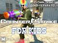 لعبة كونتر سترايك للأطفال