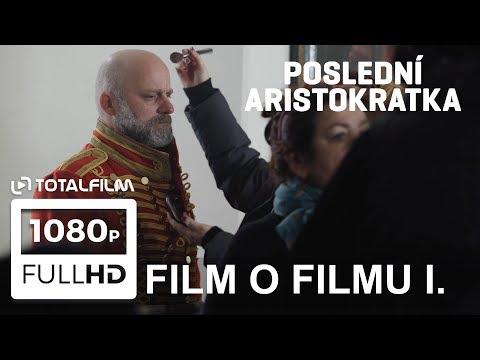Aristokratka je lehkonohá, říká o svém novém filmu režisér Jiří Vejdělek