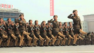 Video North Korea's Slow Motion Military - North Korea parade in Slow Motion MP3, 3GP, MP4, WEBM, AVI, FLV Februari 2019