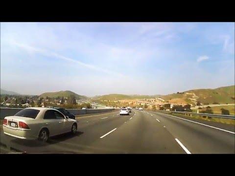 In my way to Simi Valley..Beautiful scenary...enjoy it!!!