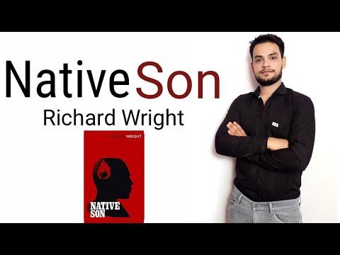 Native Son : Richard Wright in Hindi summary Explanation