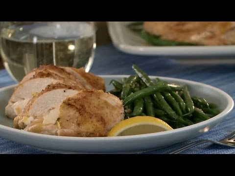 Chicken Recipes – How to Make Stuffed Chicken Breasts