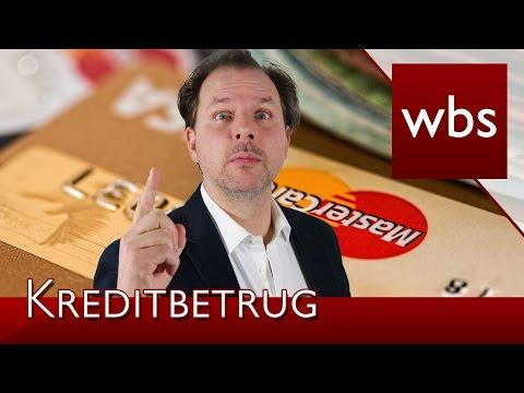 Achtung: Neuer Kreditbetrug trotz Kreditkarten mit  ...