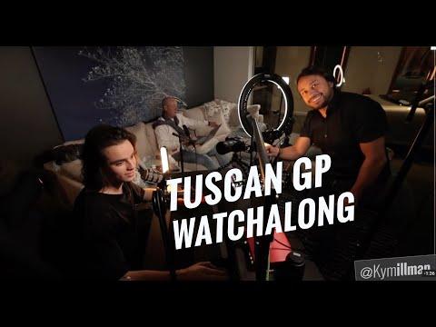 Tuscan GP Live Watch Along With Kym Illman