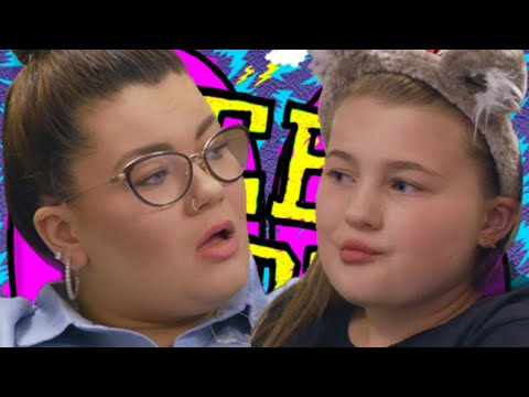 Leah CONFRONTS Amber Portwood About Being a DEADBEAT!