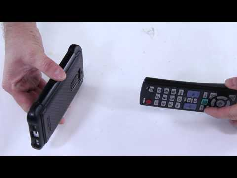 How to Test & Diagnose Your TV Remote Control Problem with Your Cell Phone Camera