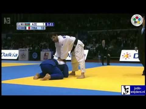 Elnur Mammadli (AZE) - Alain Schmitt (FRA) [-81kg] semi-final (видео)