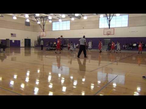 Fairfield Ballers   12 6 2014   Ballers vs Suisun Morris Elite
