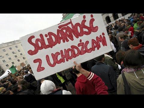 Γιατί η Πολωνία της «Αλληλεγγύης» είναι επιφυλακτική απέναντι στους πρόσφυγες – reporter