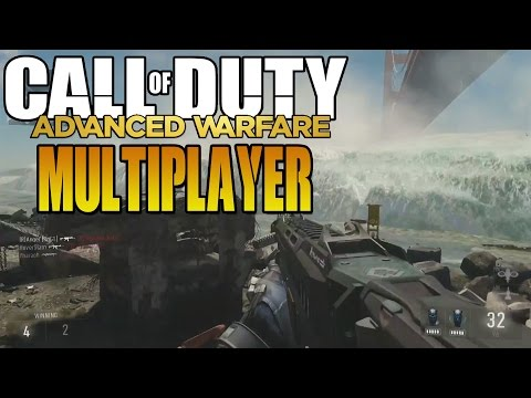 multiplayer - First look Call of Duty Advanced Warfare Multiplayer Gameplay! Call of Duty Advanced Warfare Multiplayer Sniping Gameplay & Quickscoping! https://www.youtube.com/watch?v=ZB_yMO5Ekjs I will...