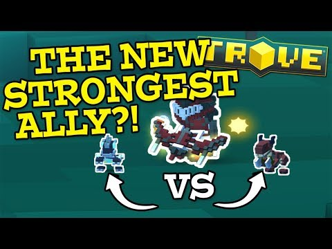 Trove: THIS NEW ALLY IS INCREDIBLE...