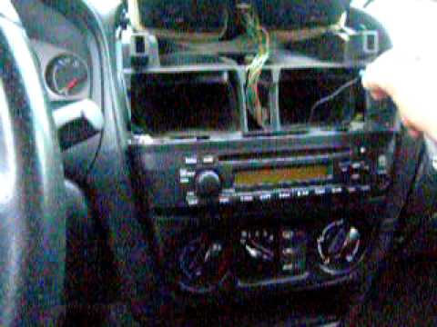 firemen0724 - This is how you can remove your factory stereo, so that you can install an aftermarket one and not have to pay anyone. FYI you will need to buy two things to...