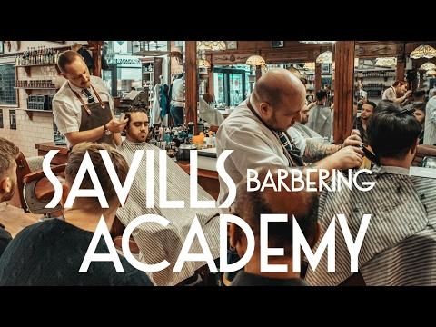 Savills Barbers - Barbering Academy (Official)