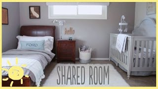 Ford & Tess' Shared Room Makeover!! Video