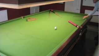 10 Incredible Snooker Trick Shots 1