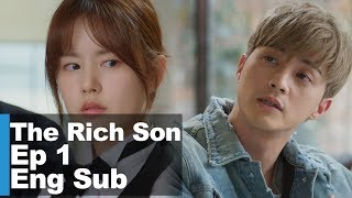Video Kim Joo Hyun Broke The Bag of Her Ex-boyfriend's Girlfriend! [The Rich Son Ep 1] MP3, 3GP, MP4, WEBM, AVI, FLV Juli 2018